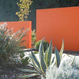 Création de jardin : massifs et murs